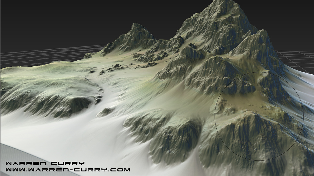 fedde7ca2 Savroth Stronghold (Mountain Scene) WIP - Redeemer the video game
